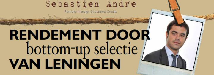 Rendement door bottom-up