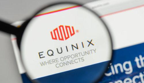 Equinix: hogesnelheidstrein op private datasnelweg